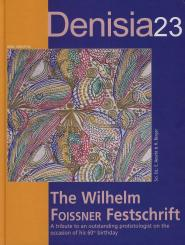 Aescht E. and Berger H. (2008) (Editors): The Wilhelm Foissner Festschrift. A tribute to an outstanding protistologist on the occasion of his 60th birthday